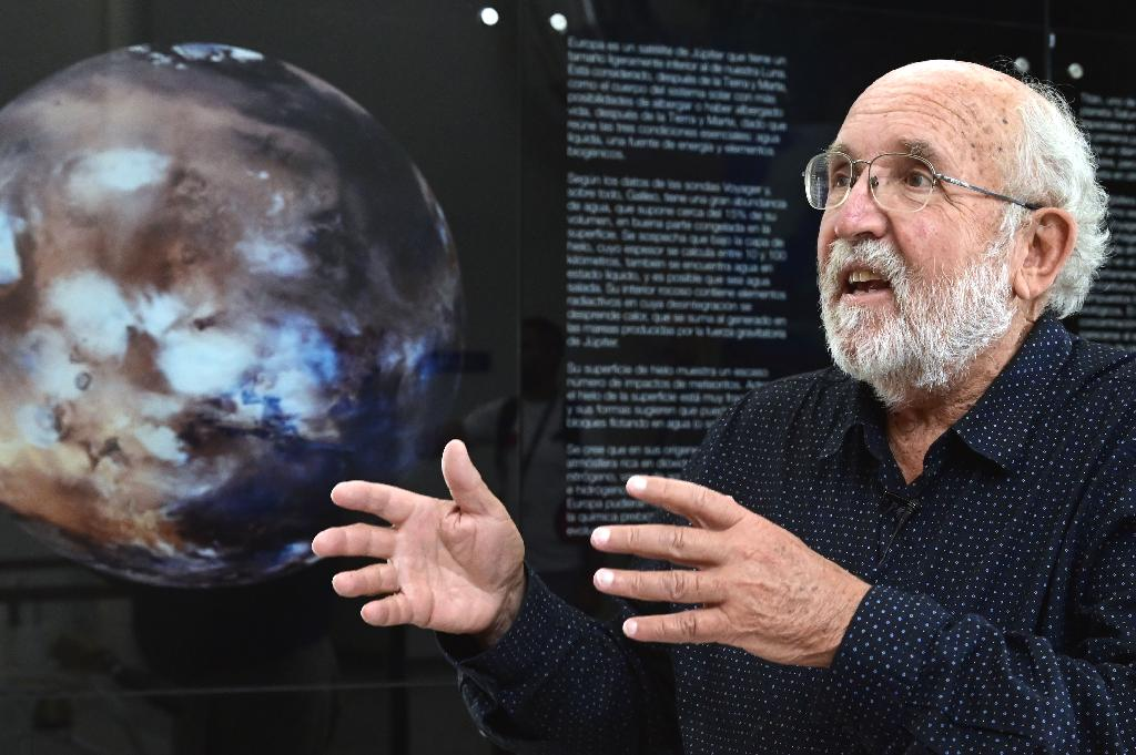 Humans will never migrate to a planet outside of Earth's solar system because it would take far too long to get there, Swiss Nobel laureate Michel Mayor said Wednesday.  Mayor and his colleague Didier Queloz were on Tuesday awarded the Nobel Prize for Physics for their research refining techniques to detect so-called exoplanets.  'If we are talking about exoplanets, things should be clear: we will not migrate there,' Mayor told AFP near Madrid on the sidelines of a conference when asked about the possibility of humans moving to other planets.