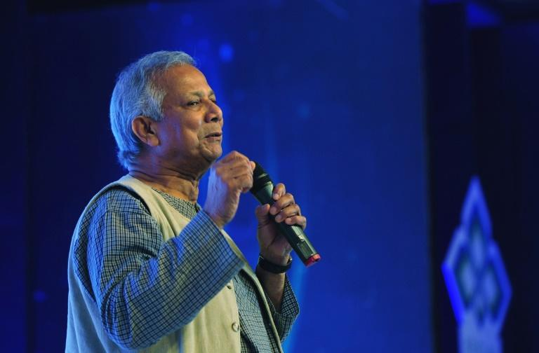 Bangladeshi economist and Nobel laureate Muhammad Yunus has been issued with an arrest warrant after failing to appear at a hearing over the sacking of workers at a company he heads, officials said Thursday.  A judge at a court in Dhaka issued the order Wednesday as sacked workers from Grameen Communications (GC) lodged a complaint saying they were fired because they set up a trade union, court clerk M. Nuruzzaman told AFP.  Yunus, who is chairman of GC, did not attend the hearing as he was abroad.
