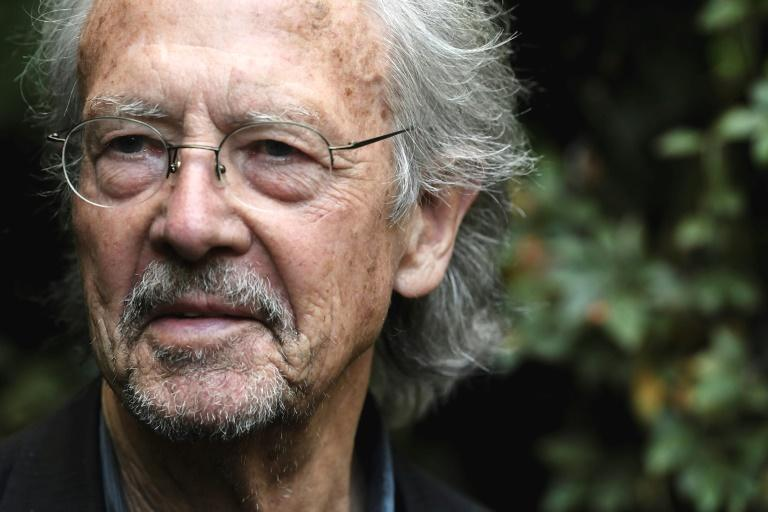 Austrian writer Peter Handke's Nobel literature prize win on Thursday sparked outrage in Albania, Bosnia and Kosovo, where he is widely seen as an admirer of late Serbian strongman Slobodan Milosevic.  In the 1990s, Handke emerged as a vocal defender of the Serbs during the bloody collapse of the former Yugoslavia, even comparing them to Jews under the Nazis, a remark he later retracted.  'Never thought would feel to vomit because of a Nobel Prize,' Albanian Prime Minister Edi Rama wrote on Twitter.