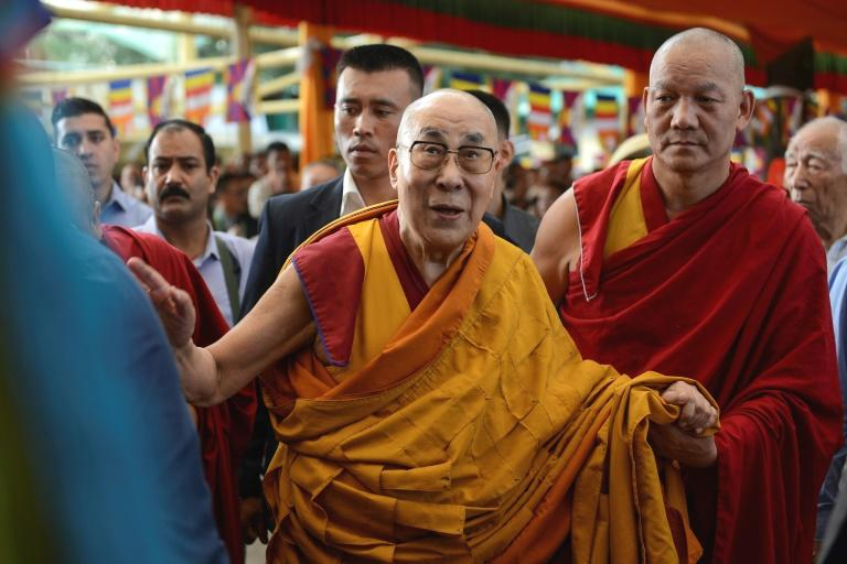 The United States wants the United Nations to take up the Dalai Lama's succession in an intensifying bid to stop China from trying to handpick his successor, an envoy said after meeting the Tibetan spiritual leader.  Sam Brownback, the US ambassador-at-large for international religious freedom, said he spoke at length about the succession issue with the 84-year-old Dalai Lama last week in the monk's home-in-exile of Dharamsala, India.  'I would hope that the UN would take the issue up,' Brownback told AFP after returning to Washington.