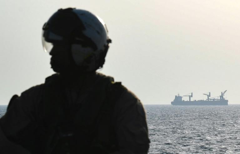 A US-led naval coalition officially launched operations in Bahrain Thursday to protect shipping in the troubled waters of the Gulf, after a string of attacks that Washington and its allies blamed on Iran.  Iran, which has denied any responsibility for the mystery attacks, has put forward its own proposals for boosting Gulf security that pointedly exclude outside powers.  Bahrain, which hosts the US Navy's Fifth Fleet, joined the International Maritime Security Construct (IMSC) in August.