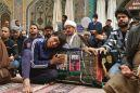 Anti-government protesters have surrounded a key shrine in the southern city of Najaf on Tuesday amid concerns of a new outbreak of violence there following a rare day of calm after weeks of bloodshed across Iraq.  President Barham Salih is meeting with Iraq's main political blocs as a 15-day constitutional deadline to name the next prime minister nears, two Iraqi officials said.  Prime Minister Adil Abdul-Madi announced his resignation on Friday.