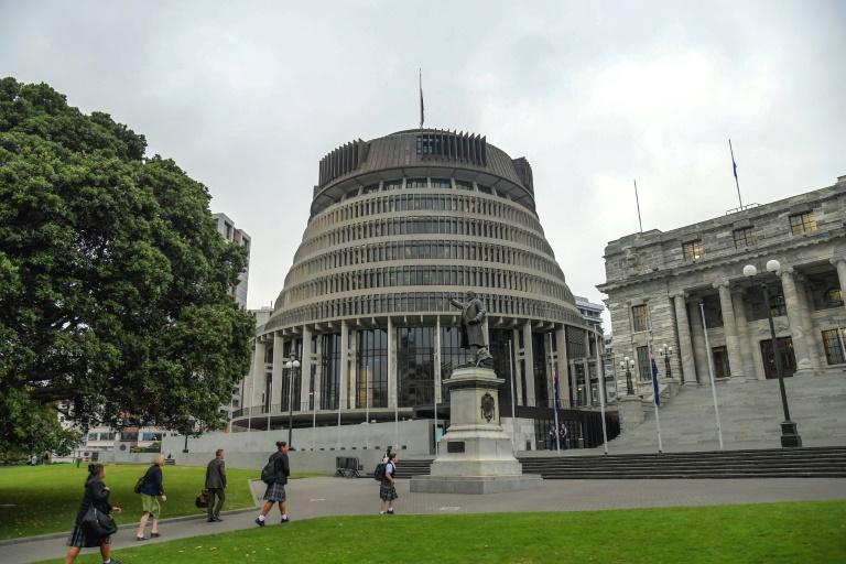 New Zealand moved to ban large foreign political donations and misleading social media advertisements Tuesday amid concerns about offshore interference in next year's general election.  Justice Minister Andrew Little said the move  -- which bars donations over NZ$50 (US$33) -- was aimed at protecting New Zealand's democracy from a growing international threat.  'It's in China's interest to extend an influence in New Zealand, there's nothing wrong with that –- that's what great powers do,' Rodney Jones, a New Zealand economist based in Beijing told Newshub earlier this year.