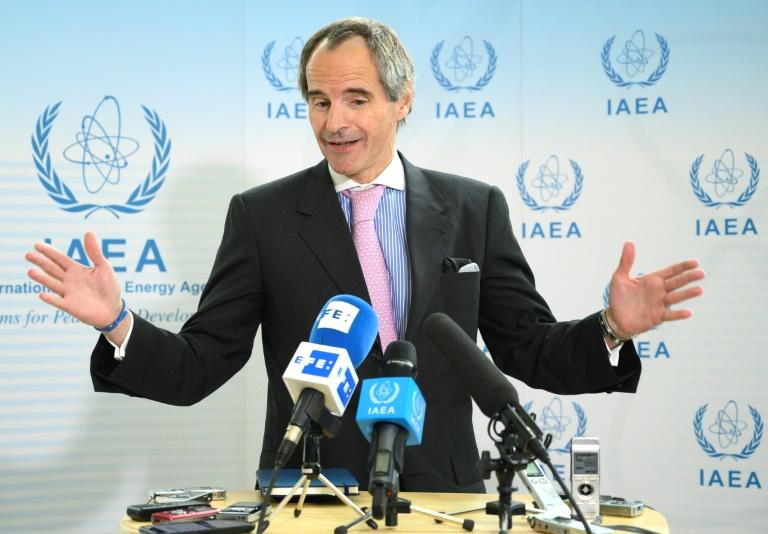 Veteran Argentine diplomat Rafael Grossi was sworn in on Monday as the new director general of the UN's nuclear watchdog the International Atomic Energy Agency (IAEA).  - Who is Rafael Grossi?  Grossi had been serving as Argentina's ambassador to the IAEA and is the agency's first leader from Latin America.