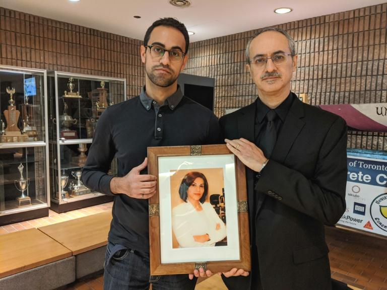 Pain mixed with anger -- an Iranian-Canadian student who lost his mother when Iran shot down a Ukrainian jetliner with 57 Canadian nationals onboard shares his grief.  'Once you start to cope with the sorrow a little bit, then came the tragic news that it was downed by a missile, and it was almost as if she died again,' Amirali Alavi told AFP.  'Thinking how it could have been avoided, how somebody's responsible for it,' the 27-year-old Toronto law student said it made him furious and inconsolable.