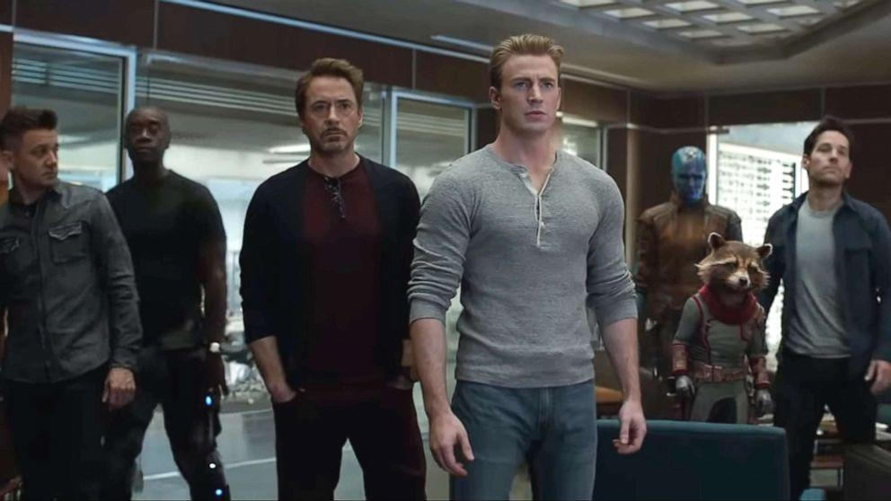 'Avengers: Endgame' tops 'Star Wars,' breaks previous pre-sale record originally appeared on goodmorningamerica.com