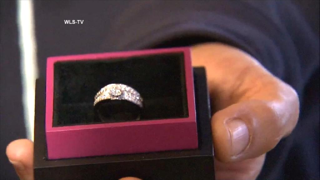 """An Arizona man waiting to fly home to propose to his girlfriend was forced to propose to her via text message after spending 50 hours stranded at Chicago's O'Hare International Airport.  Danny Roderique, of Phoenix, had the diamond engagement ring in his pocket but the delay got in the way of the proposal he'd planned.  """"I've been stranded now in the airport for 50 hours,"""" Roderique told a reporter from ABC affiliate WLS-TV while still waiting at O'Hare on Monday."""